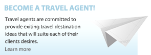 Find out now how to become a travel agent